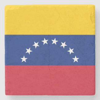Venezuela Flag Stone Coaster
