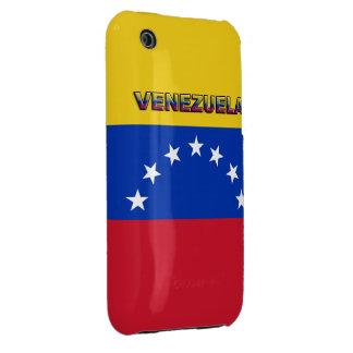Venezuela iPhone 3 Case-Mate Cárcasa