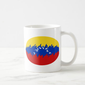 Venezuela Gnarly Flag Mug