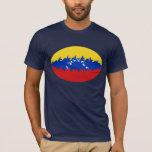 Venezuela Gnarly Flag T-Shirt