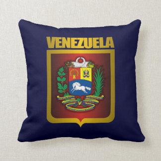 """""""Venezuela Gold"""" Pillow"""