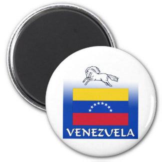 Venezuela Imán Redondo 5 Cm