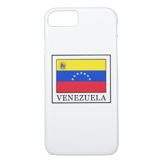 Venezuela iPhone 7 Case