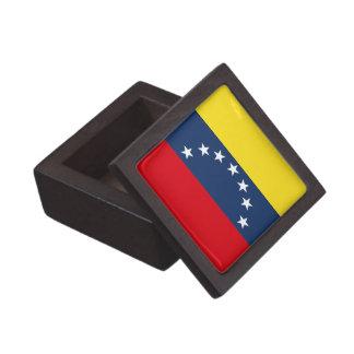 Venezuela Jewelry Box