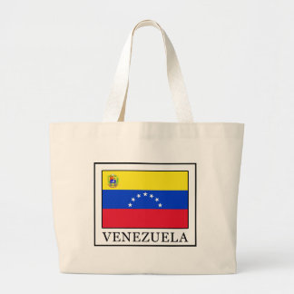 Venezuela Large Tote Bag
