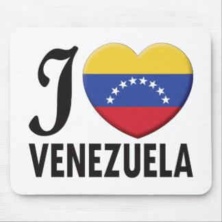 Venezuela Love Mousepads