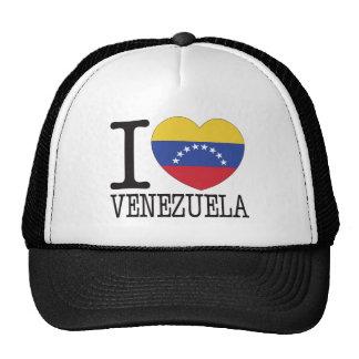 Venezuela Love v2 Trucker Hat