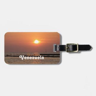 Venezuela Travel Bag Tags