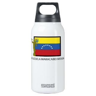 VENEZUELA MARACAIBO MISSION LDS CTR THERMOS WATER BOTTLE