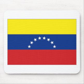 Venezuela National Flag Mousepad
