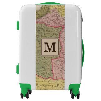 Venezuela, New Grenada and Equador | Monogram Luggage