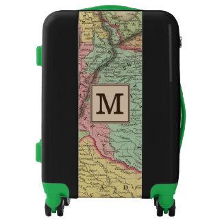 Venezuela, New Grenada & Equador | Monogram Luggage