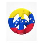 Venezuela Personalized Letterhead
