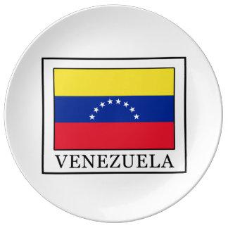 Venezuela Plate