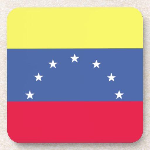 Venezuela Posavasos De Bebidas