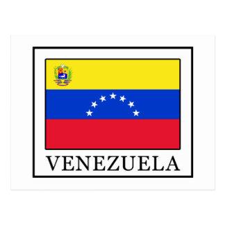 Venezuela Postcard