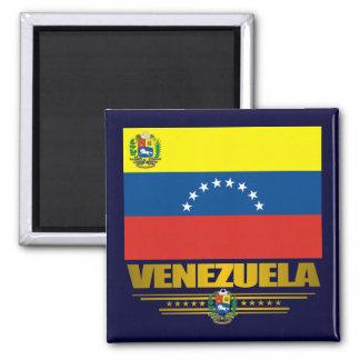 """""""Venezuela Pride"""" 2 Inch Square Magnet"""