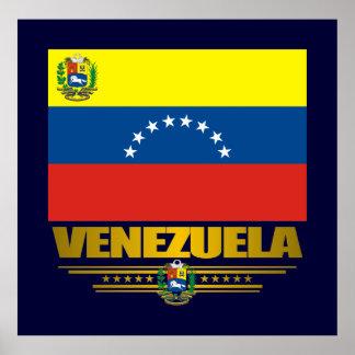 """Venezuela Pride"" Posters & Prints"