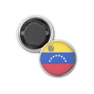 Venezuela redonda imán redondo 3 cm