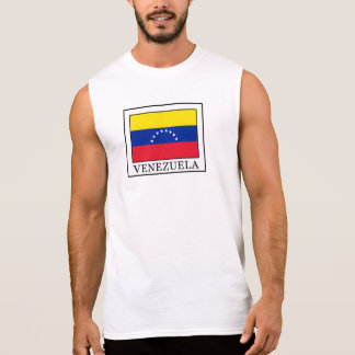 Venezuela Sleeveless Shirt