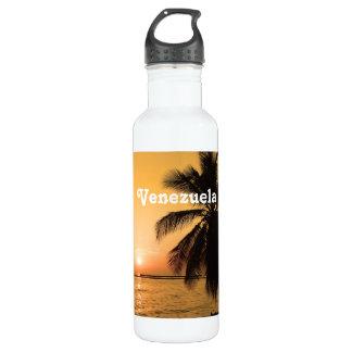 Venezuela Sunset 24oz Water Bottle