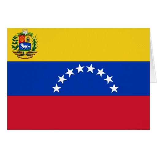Venezuela Tarjeta De Felicitación