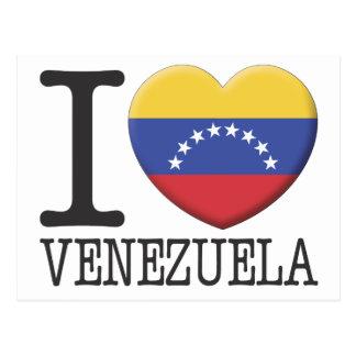 Venezuela Tarjetas Postales