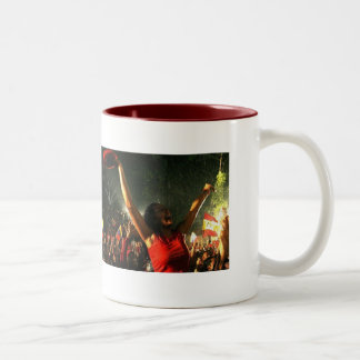 Venezuela Victory - Customized - Customized Two-Tone Coffee Mug