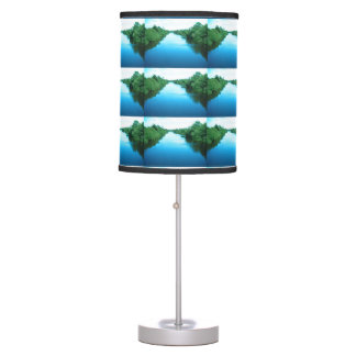 Venezuela Waterway Table Lamp