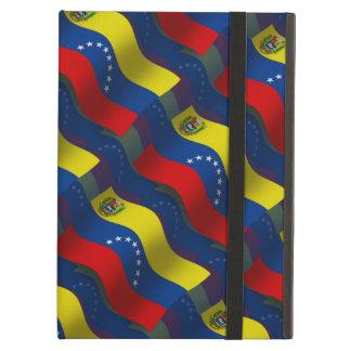 Venezuela Waving Flag Cover For iPad Air