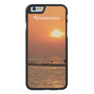 Venezuela Carved® Maple iPhone 6 Slim Case