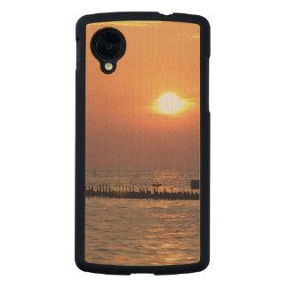 Venezuela Carved® Maple Nexus 5 Case