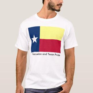 Venezuelan and Texan Pride T-Shirt