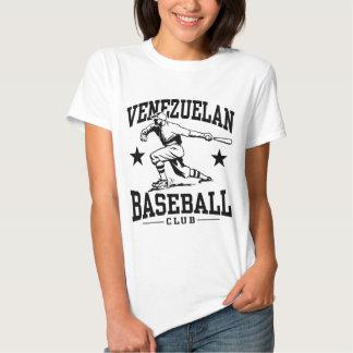 Venezuelan Baseball T Shirt