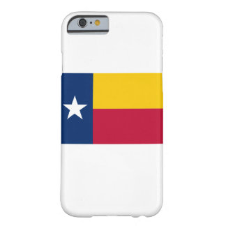 Venezuelan/Colombian/Ecuadorian Texas Flag Pride Barely There iPhone 6 Case