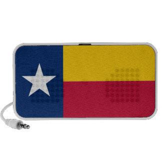 Venezuelan/Colombian/Ecuadorian TX Flag Speaker