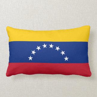 Venezuelan flag pillow