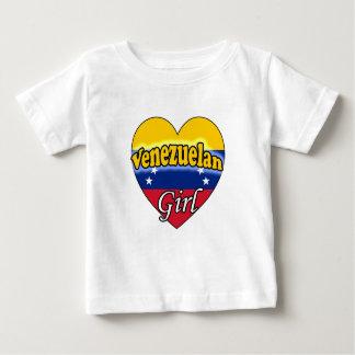 Venezuelan Girl Baby T-Shirt