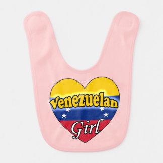 Venezuelan Girl Bib