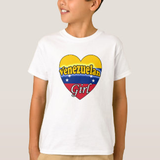 Venezuelan Girl T-Shirt