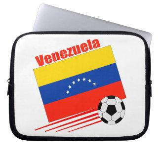Venezuelan Soccer Team Laptop Computer Sleeves