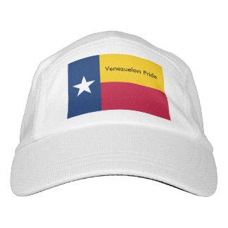 Venezuelan Texas Flag Performance Hat