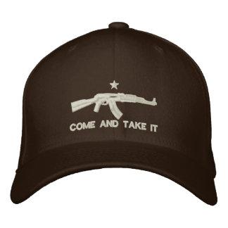 Venga tomarlo gorra de béisbol bordada