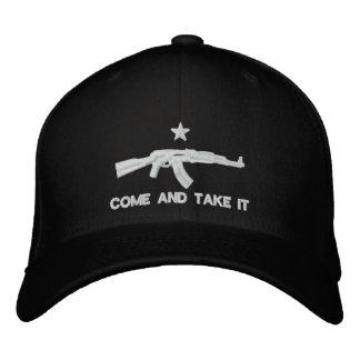 Venga tomarlo gorras bordadas