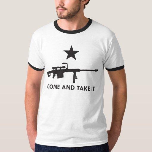 ¡Venga tomarlo! (Rifle 1) Playera