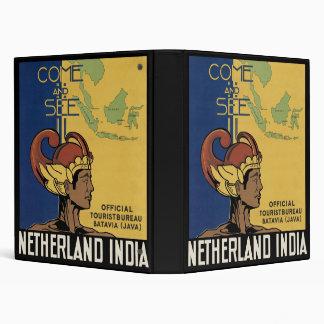 "Venga ver Netherland la India Carpeta 1"""
