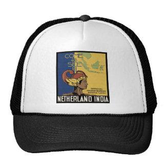 Venga ver Netherland la India Gorros Bordados