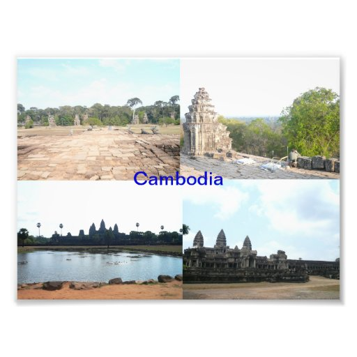 Venga visitar Camboya Arte Fotográfico