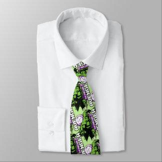 Vengador increíble del armatoste corbata personalizada