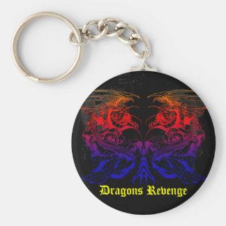 ¡Venganza de los dragones! - Llavero